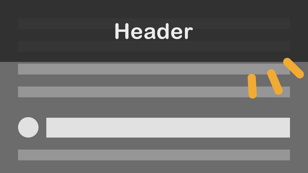 【ページ内リンク】ヘッダーを固定にしている場合のズレ対処法【jquery】